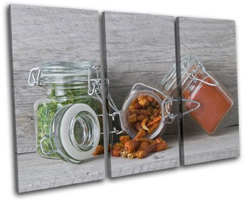 Spices Jars  Food Kitchen - 13-1480(00B)-TR32-LO